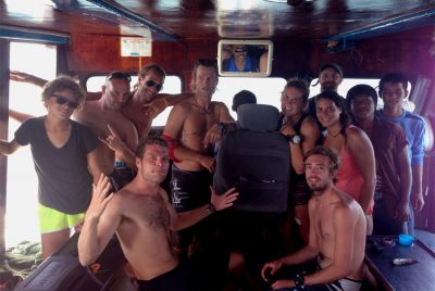 Go pro by getting your first professional diving certification and become an international Divemaster guide. This course is one the most famous worldwide activity. We will provide you professionalism, fun and part of our wonderfull family.