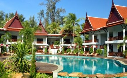 отели ко ланта Royal  Lanta Resort ko lanta