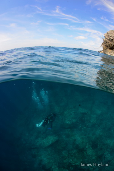 Discover one day scuba diving