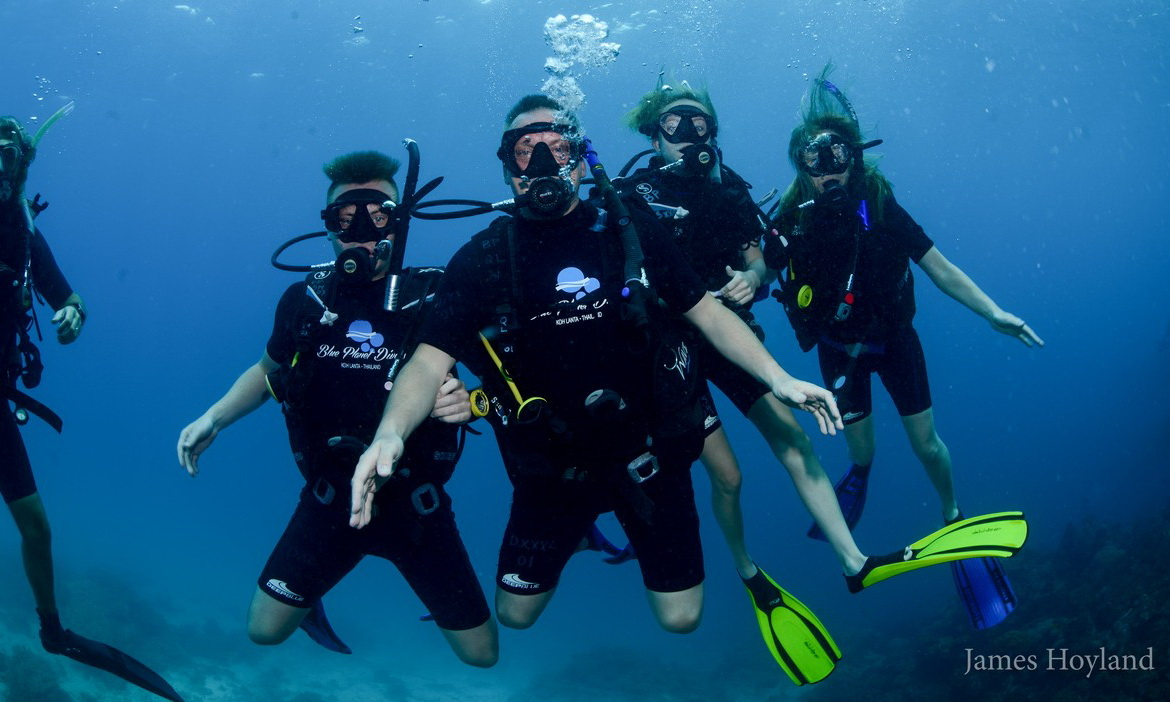 Scuba first entry level Open Water Course